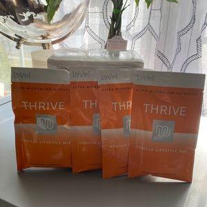 Sample Thrive Lifestyle Mix VANILLA